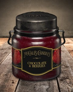 McCall's Candles Świeca zapachowa CHOCOLATE AND BERRIES