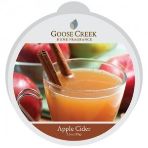 Goose Creek Candle Wosk zapachowy APPLE CIDER