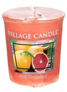 Village Candle Sampler PINK GRAPEFRUIT