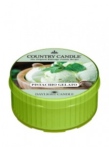 Daylight PISTACHIO GELATO Country Candle