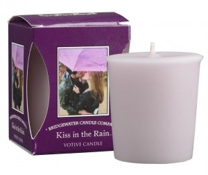 Bridgewater Candle Sampler KISS IN THE RAIN