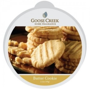 Wosk zapachowy BUTTER COOKIE Goose Creek Candle