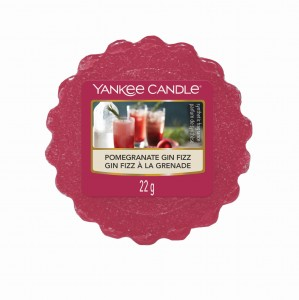 Yankee Candle Wosk zapachowy POMEGRANATE GIN FIZZ
