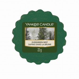 Yankee Candle Wosk zapachowy EVERGREEN MIST