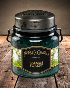 McCall's Candles Świeca BALSAM FOREST