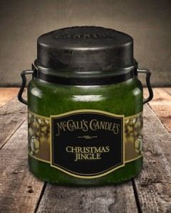 McCall's Candles Świeca CHRISTMAS JINGLE