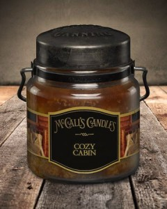 McCall's Candles Świeca COZY CABIN