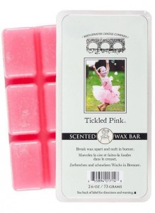 Bridgewater Candle Wosk TICKLED PINK