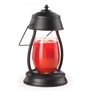 Candle Warmers Lampa do świec HURRICANE BLACK