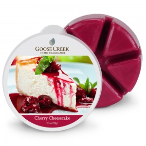 Wosk zapachowy CHERRY CHEESCAKE Goose Creek Candle
