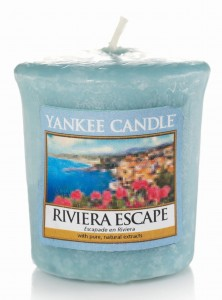 Yankee Candle Sampler RIVIERA ESCAPE