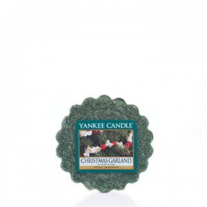 Yankee Candle Wosk zapachowy CHRISTMAS GARLAND