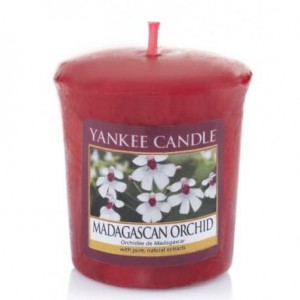 Yankee Candle Sampler MADAGASCAN ORCHID