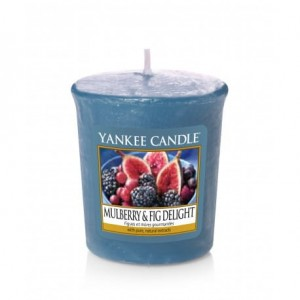 Sampler MULBERRY & FIG DELIGHT Yankee Candle