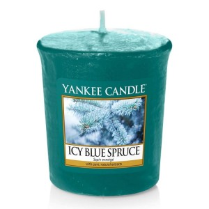 Yankee Candle  Sampler ICY BLUE SPRUCE