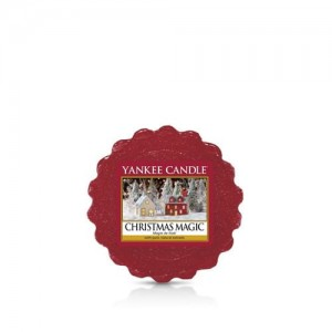 Wosk zapachowy CHRISTMAS MAGIC Yankee Candle