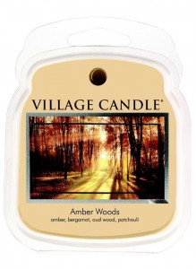 Village Candle Wosk zapachowy AMBER WOODS