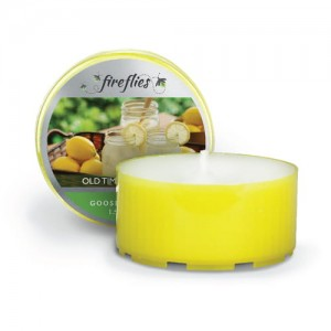 Goose Creek Candle Fireflies OLD TIME LEMONADE