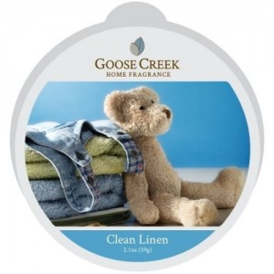 Wosk zapachowy SOFT LINEN BREEZE Goose Creek Candle