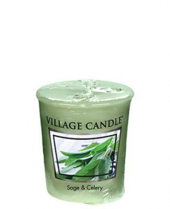 Village Candle Sampler SAGE & CELERY
