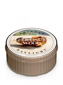 Daylight COCONUT WOOD Kringle Candle