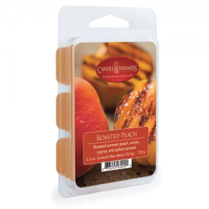 Candle Warmers Wosk zapachowy ROASTED PEACH