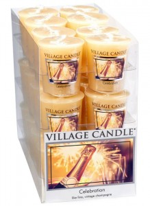 Village Candle Sampler CELEBRATION