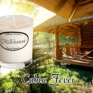 Milkhouse Candle Wosk zapachowy CABIN FEVER