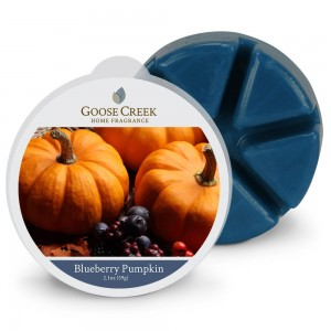 Wosk zapachowy BLUEBERRY PUMPKIN Goose Creek Candle
