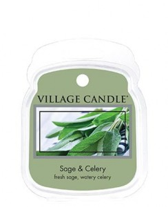 Village Candle Wosk zapachowy SAGE & CELERY
