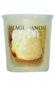 Village Candle Sampler CREAMY VANILLA