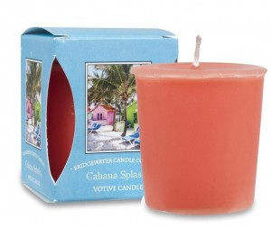 Bridgewater Candle Sampler CABANA SPLASH