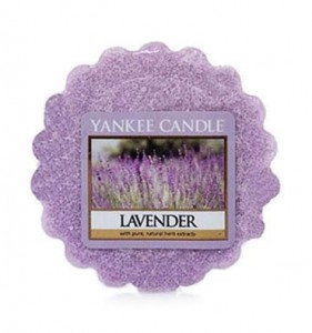 Yankee Candle Wosk zapachowy LAVENDER