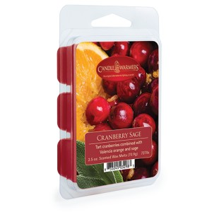Candle Warmers Wosk zapachowy CRANBERRY SAGE