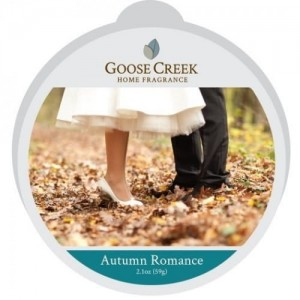Wosk zapachowy AUTUMN ROMANCE Goose Creek Candle