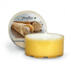 Goose Creek Candle Fireflies PEANUT BUTTER SUGAR