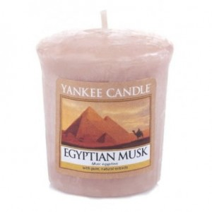 Yankee Candle Sampler EGYPTIAN MUSK