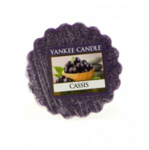 Wosk zapachowy CASSIS Yankee Candle