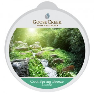 Wosk zapachowy COOL SPRING BREEZE Goose Creek Candle