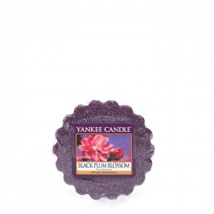 Wosk zapachowy BLACK PLUM BLOSSOM Yankee Candle