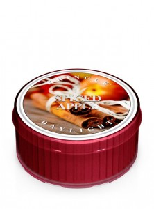 Kringle Candle Daylight SPICED APPLE