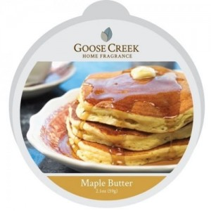 Wosk zapachowy MAPLE BUTTER Goose Creek Candle