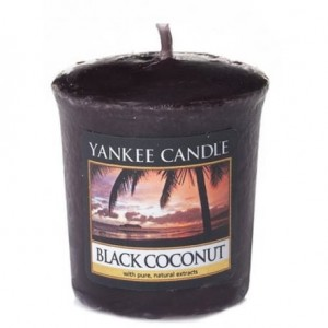 Yankee Candle Sampler BLACK COCONUT