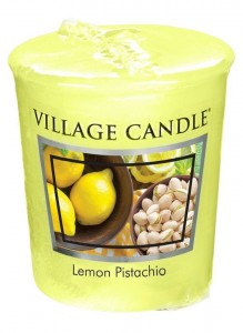 Village Candle Sampler LEMON PISTACHIO