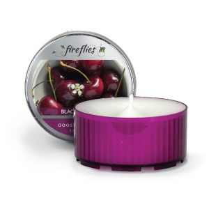 Goose Creek Candle Fireflies BLACK CHERRY