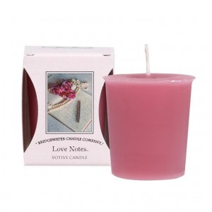 Bridgewater Candle Sampler LOVE NOTES