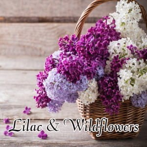 Milkhouse Candle Wosk zapachowy LILAC & WILDFLOWERS