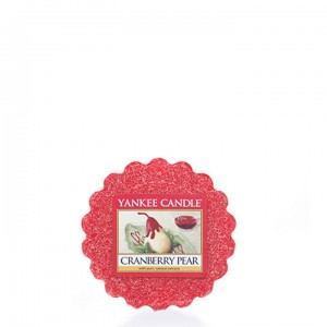Wosk zapachowy CRANBERRY PEAR Yankee Candle