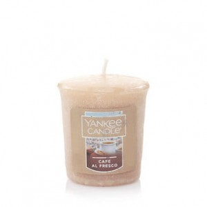 Yankee Candle Sampler CAFE AL FRESCO