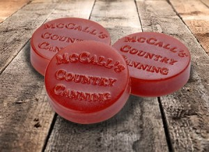 Wosk zapachowy COUNTRY CHRISTMAS McCall's Candles